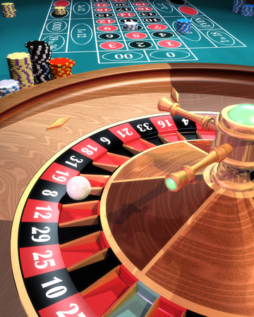 goodluck: Roulette Wheel