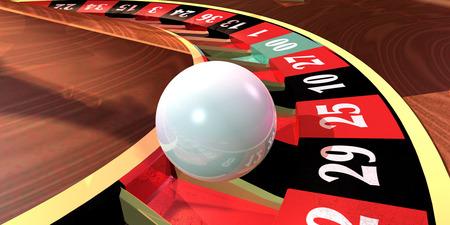 numeric: Roulette Wheel