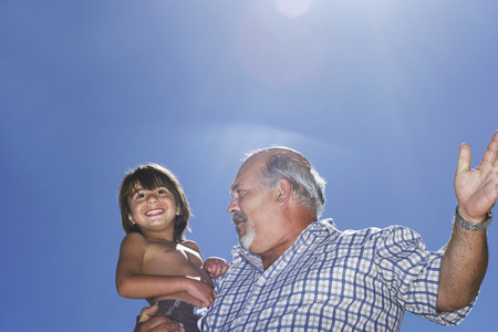 grampa: Grandfather and Grandson LANG_EVOIMAGES