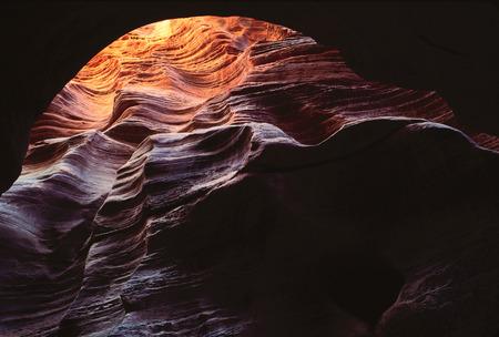slot canyon: Buckskin Gulch, Paria Wilderness, Utah, USA LANG_EVOIMAGES