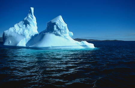 Icebergs, Newfoundland, Canada LANG_EVOIMAGES