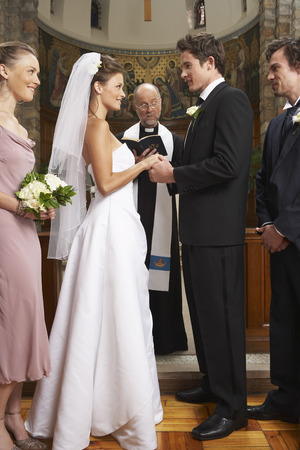 30 years old married couple: Wedding
