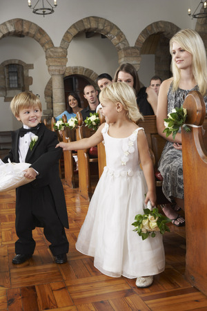 flowergirl: Flower Girl and Ring Bearer