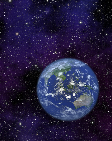 Earth From Space LANG_EVOIMAGES