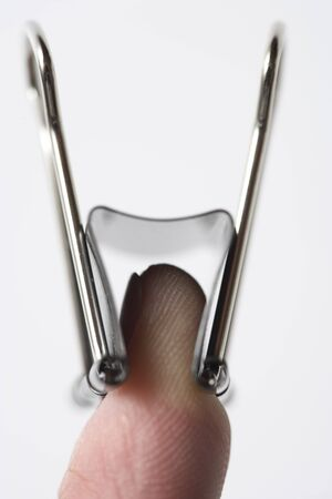 foldback: Foldback Clip on Finger