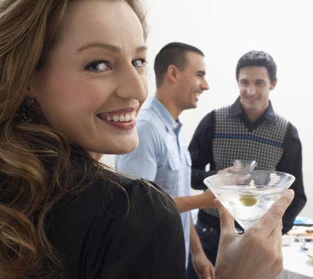 leer: Friends at Party LANG_EVOIMAGES