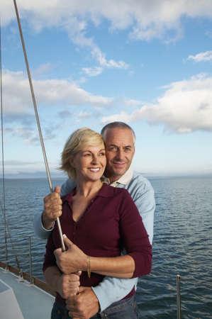 oceanic: Portrait of Couple