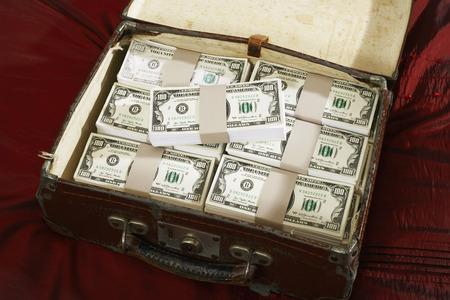 goodluck: Briefcase Full of Money