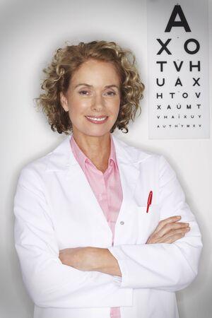 Portrait of Doctor LANG_EVOIMAGES