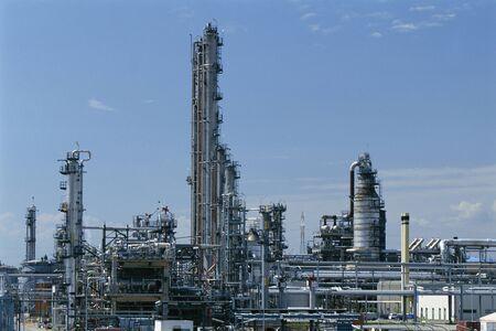 particulate: Oil Refinery, Austria