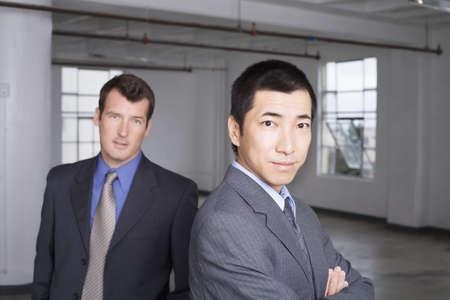 Portrait of Businessmen LANG_EVOIMAGES