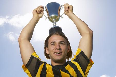 achievment: Portrait of Soccer Champion