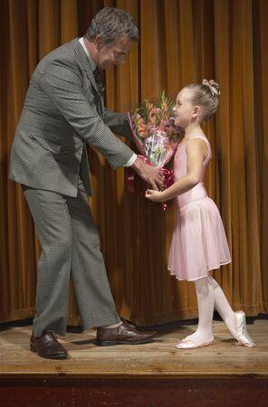 achievment: Ballerina Accepting Flowers LANG_EVOIMAGES