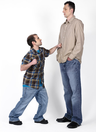 Short and Tall Man LANG_EVOIMAGES