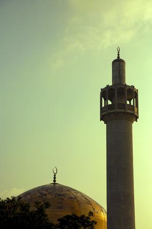 London Central Mosque, London, England