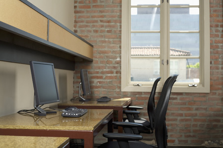 without windows: Interior of Office