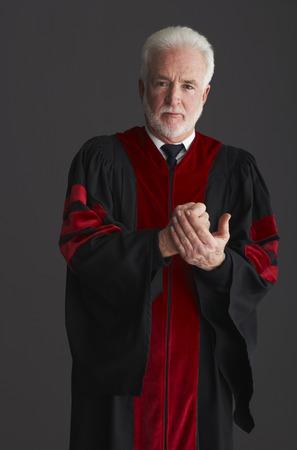 Portrait of Judge