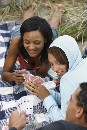 goodluck: People Playing Cards