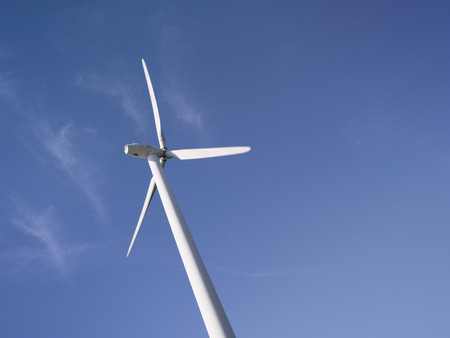 environmental issues: Windmill, Flevoland, Netherlands LANG_EVOIMAGES