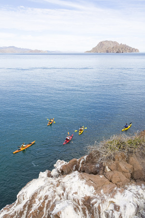 oceanic: Kayaking in the Sea of Cortez, Baja, Mexico
