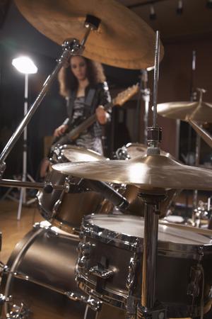 Drum Set LANG_EVOIMAGES