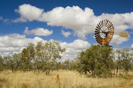 Windmill, Queensland, Australia