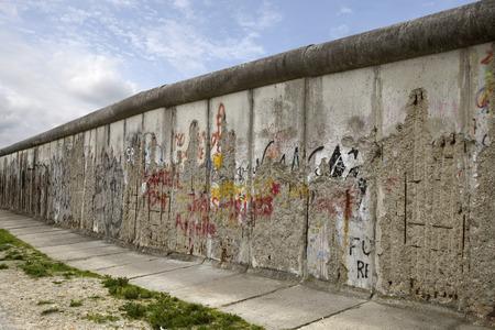 run down: Berlin Wall, Berlin, Germany