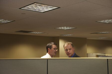 skepticism: Business People in Office
