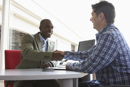 merchant: Salesman and Client LANG_EVOIMAGES