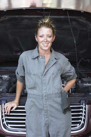 Portrait of Mechanic LANG_EVOIMAGES