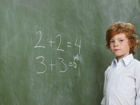 adds: Boy at Blackboard LANG_EVOIMAGES