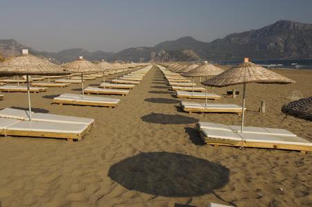 oceanic: Beach, Turkey