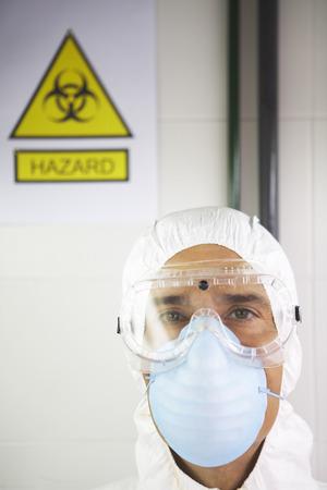 ah1n1: Portrait of Scientist