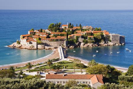 oceanic: Sveti Stefan, Budva Riviera, Montenegro LANG_EVOIMAGES