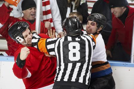 adversaries: Hockey Fight