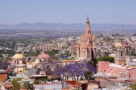 san miguel arcangel: San Miguel de Allende, Guanajuato, México LANG_EVOIMAGES