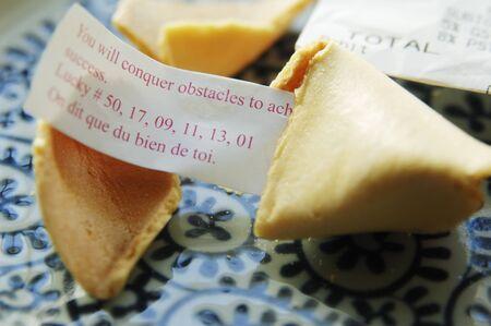achievment: Fortune Cookie