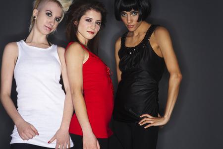 Group Portrait of Women