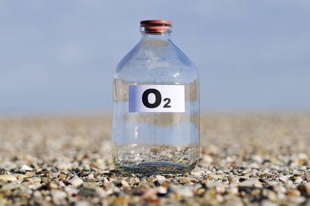 Bottle of Oxygen LANG_EVOIMAGES