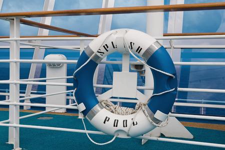 Life Preserver, Cruise Ship