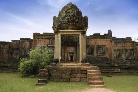 Banteay Samre, Angkor, Cambodia LANG_EVOIMAGES
