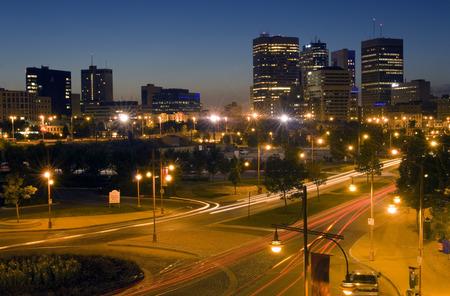 Winnipeg, Manitoba, Canada LANG_EVOIMAGES