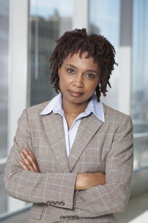 authoritative woman: Portrait of Businesswoman
