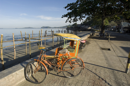 provincial tourist area: Catbalogan, Samar Province, Visayas, Philippines