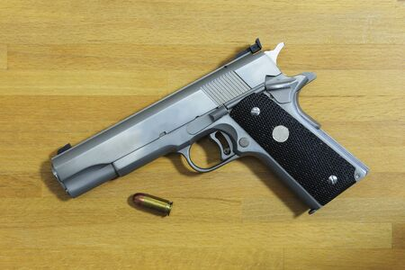 45 ACP and Bullet