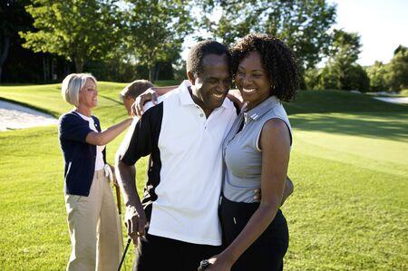 achievment: Couples on Golf Course, Burlington, Ontario, Canada