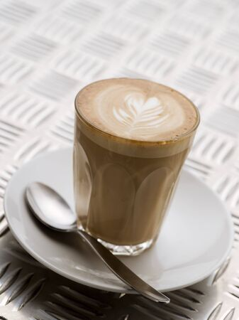 Latte Coffee LANG_EVOIMAGES