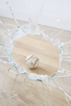 Baseball and Broken Window