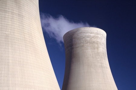 environmental issues: Power Station, Cooling Towers