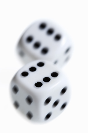 goodluck: Black and White Dice